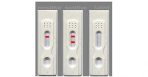 تست تشخیص بارداری