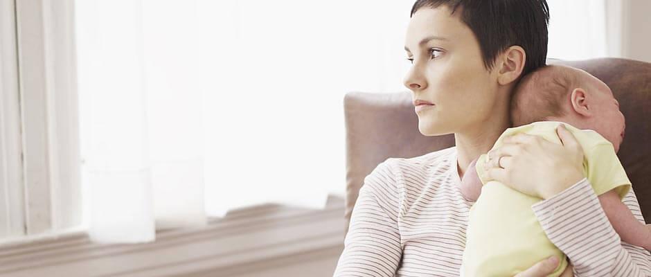 اضطراب و افسردگی پس از زایمان - فارمد