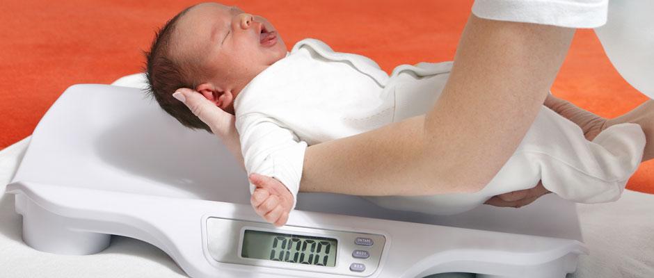 افزایش وزن نوزاد – چه چیزی طبیعی است؟ پاسخ 5 پرسش - فارمد